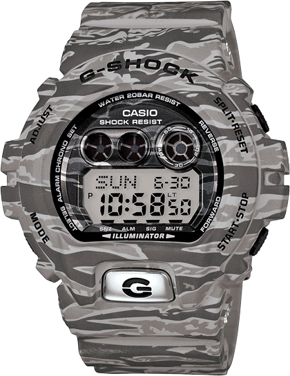 Casio GD-X6900TC-8E в Эпохе